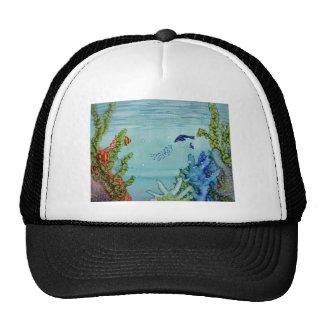 Underwater World #1 Trucker Hat