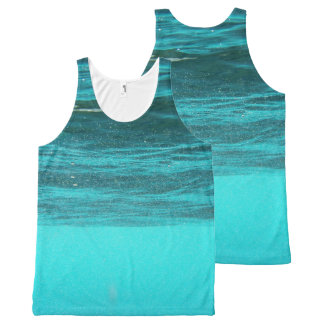 UNDERWATER WORLD All-Over-Print TANK TOP