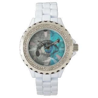 Underwater Wrist Watch