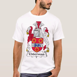 Underwood Family Crest T-Shirt