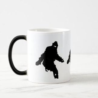 UNDOCUMENTED NORTH AMERICAN PRIMATE MAGIC MUG
