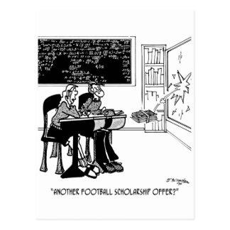 Une autre bourse sportive cartes postales