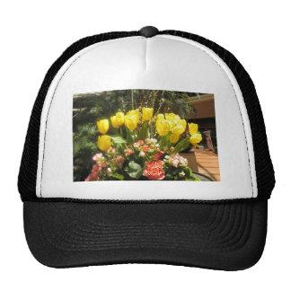 Une Fleur Bouquet pour toi Flowers Love Romance Trucker Hat
