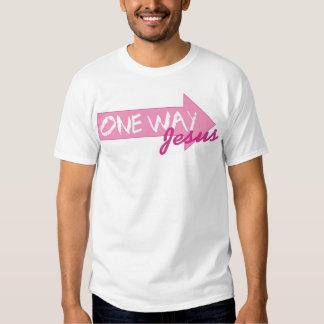 Une manière - > JÉSUS T Shirt