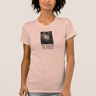 Une saison en enfer, Arthur Rimbaud Tshirt