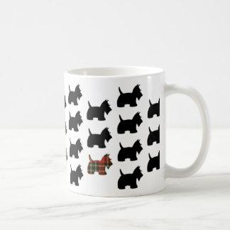 une tasse de chien de Scotty