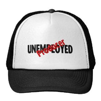 Unemployed Producer (Blk) Trucker Hat