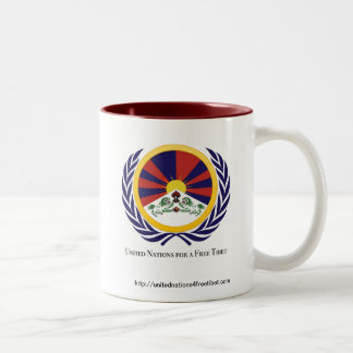 UNFFT Logo Mug