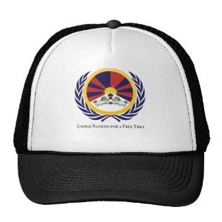 UNFFT Logo Trucker Hat
