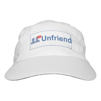 UNFRIEND Facebook Hat