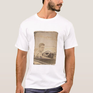 Unglued to where to follow in any direction T-Shirt
