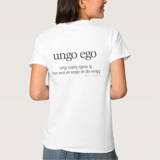 ungo ego tshirt