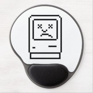 Unhappy Mac Gel Mouse Mat