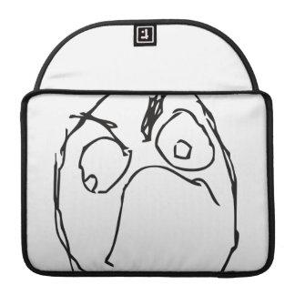 Unhappy Sleeve For MacBooks