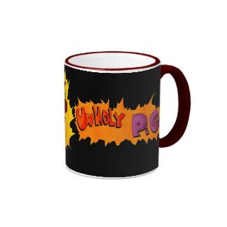 Unholy Pig! devil's mug