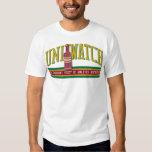 Uni chemise de montre t shirt