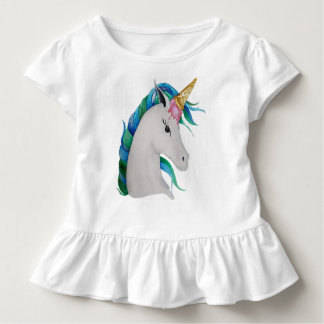 Uni-cone ice cream unicorn toddler t-shirt