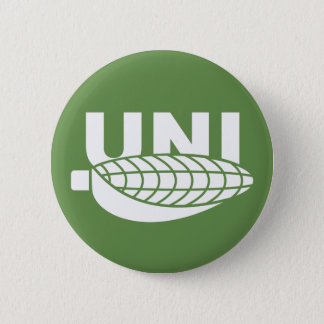 uni corn 2 inch round button