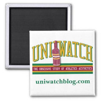 Uni Watch Magnet