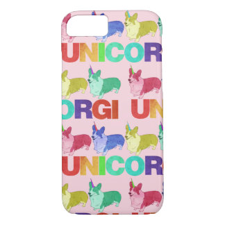 Unicorgi iPhone case