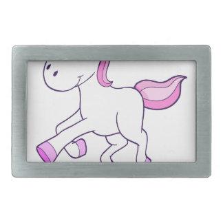 unicorn17 rectangular belt buckle
