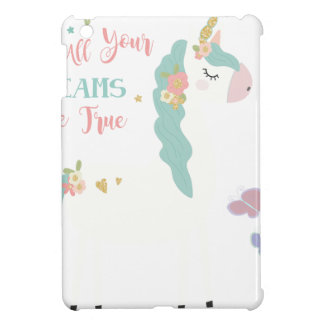unicorn2sue iPad mini cover