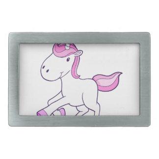 unicorn5 rectangular belt buckle