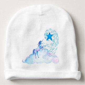 Unicorn 1 baby beanie