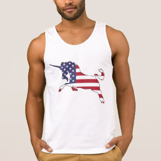 "Unicorn ""American Flag"""