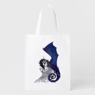 Unicorn and Dragon Tote