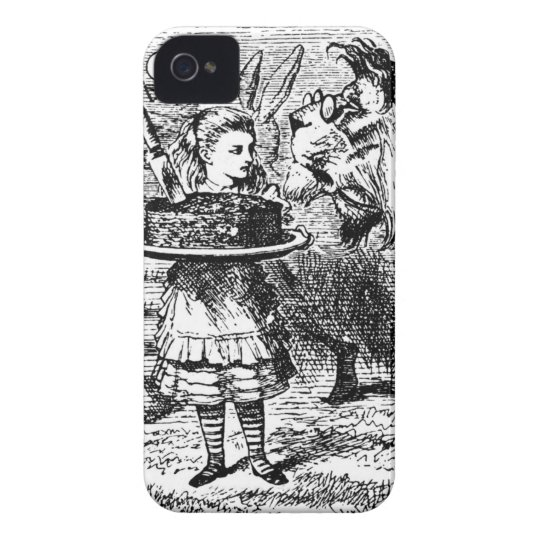Unicorn and Lion iPhone 4 Case-Mate Case