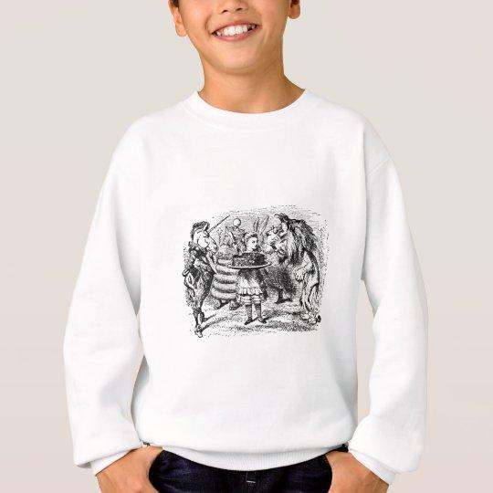 Unicorn and Lion Sweatshirt