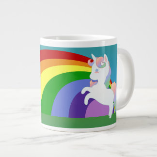 Unicorn and Rainbow Specialty Mug