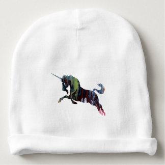 Unicorn Art Baby Beanie