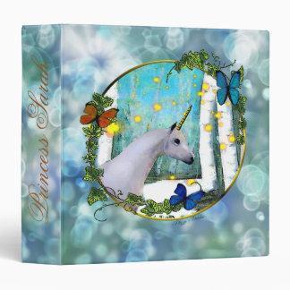 Unicorn Avery Binder