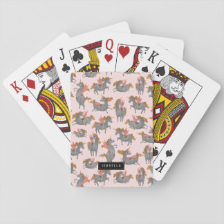 Unicorn | Baby Shower Gift | Playing Cards
