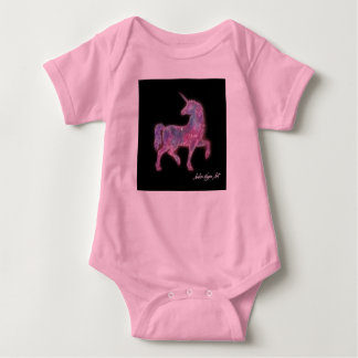 Unicorn Baby Suit Baby Bodysuit