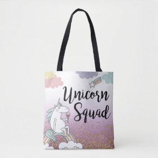 Unicorn Bachelorette Tote