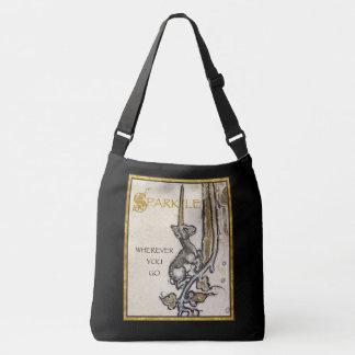 Unicorn Bag: Sparkle Wherever You Go Crossbody Bag