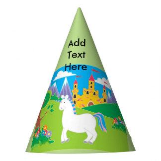 Unicorn Birthday Party Party Hat