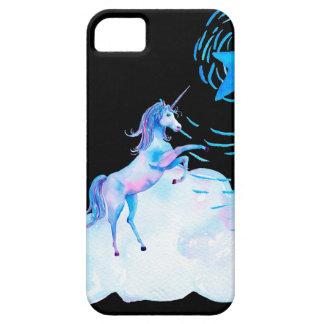 Unicorn black 1 iPhone 5 case