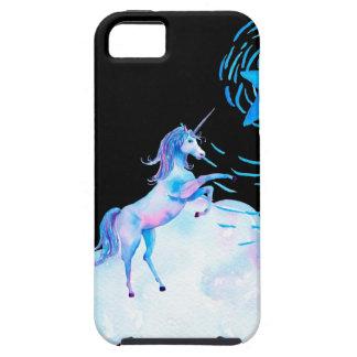 Unicorn black 1 iPhone 5 cover