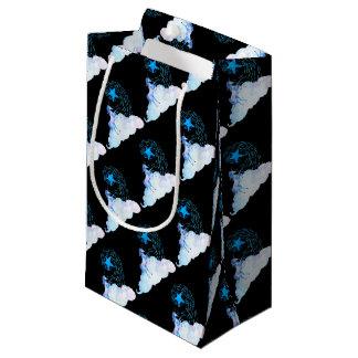 Unicorn black 1 small gift bag