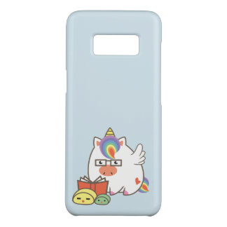 Unicorn Bookworm Case-Mate Samsung Galaxy S8 Case