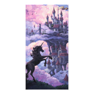 Unicorn Castle Photo Cards