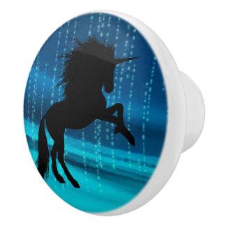 Unicorn Ceramic Knob