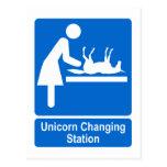 Unicorn Changing Station