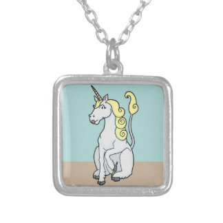 Unicorn Comix The Board Game Player Token Necklace