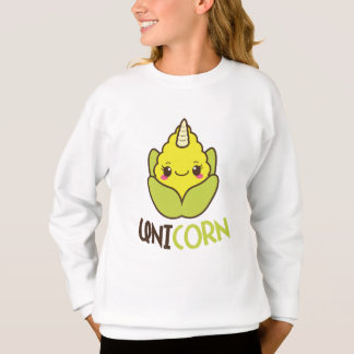 Unicorn Corn Cobb Sweatshirt