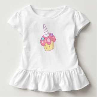 Unicorn Cupcake Toddler T-shirt